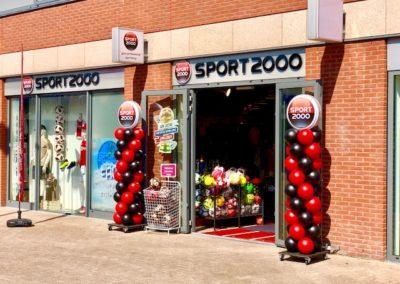 Ballonpilaar Sport2000