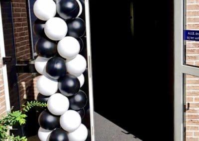 Ballonpilaar Balance4Ever
