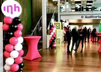 Ballonnenpilaar InHolland