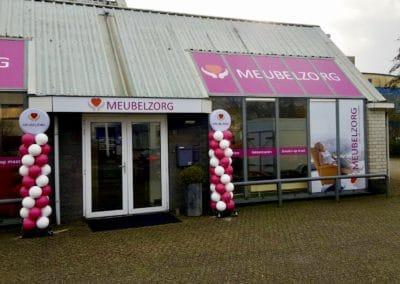 Ballonnenpilaar Meubelzorg