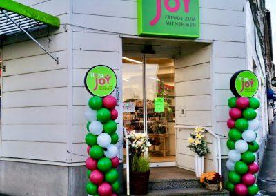 Ballonpilaren Flora Joy