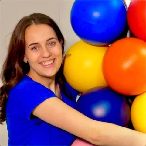 Ballonmeisje