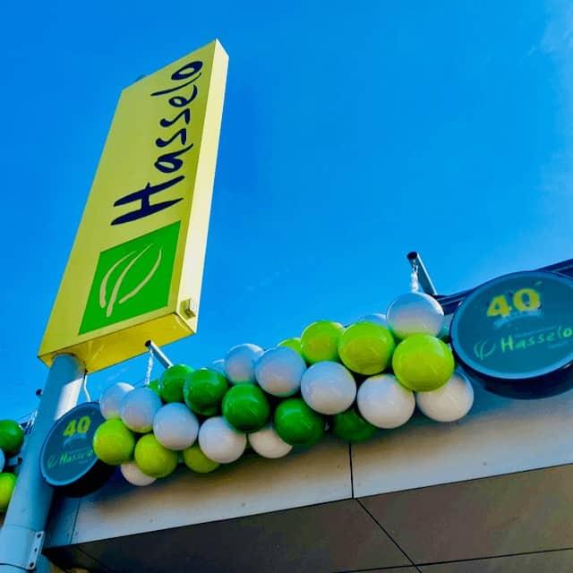 40Jaar Winkelcentrum Hasselo