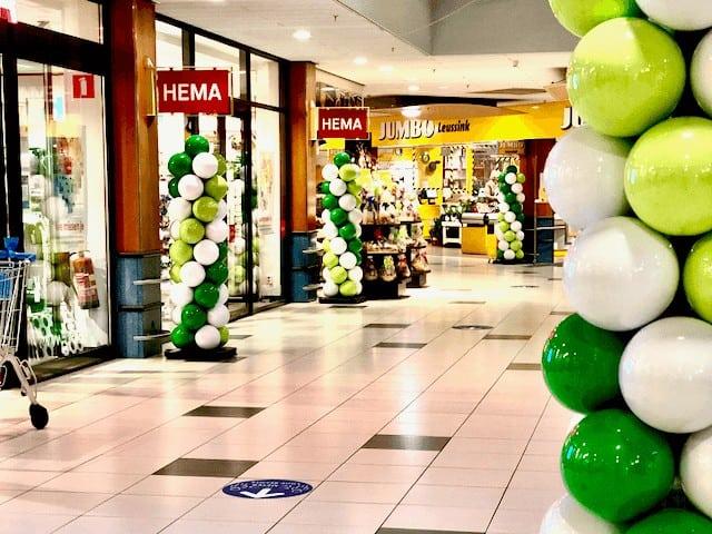 Hasselo 40 Jaar Ballon Binnen
