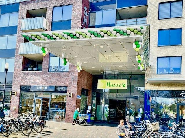 Winkelcentrum Hasselo 40 jaar