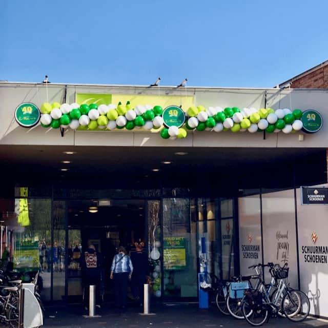 Winkelcentrum Hasselo 40 Jaar Ballonboog