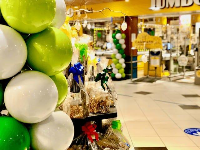 Hasselo Winkelcentrum Jumbo